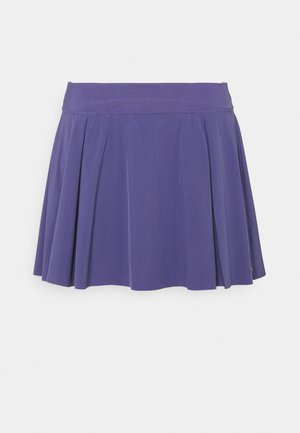 PLUS - Sports skirt - dark purple dust