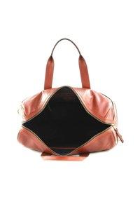 Saddler - Weekend bag - midbrown - 4
