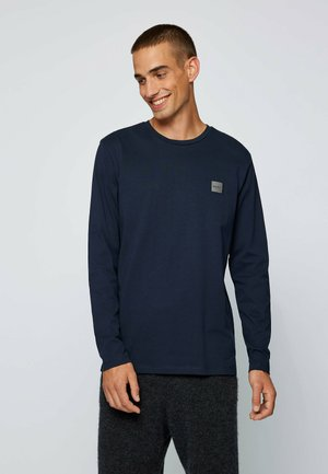 TACKS  - Långärmad tröja - dark blue