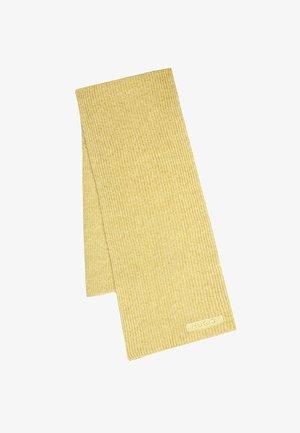 Sjaal - light yellow