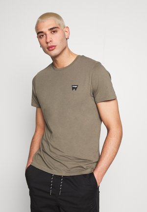 SIGN OFF  - T-shirt basic - dusty olive