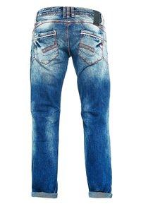 Rusty Neal - Slim fit jeans - blau - 2