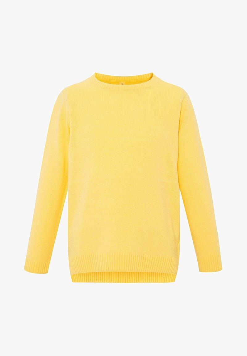 DeFacto - Jumper - yellow