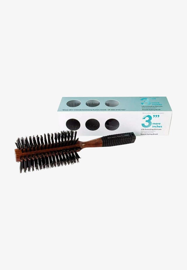 RUNDBÜRSTE ROUND STYLING BRUSH - Hair styling - braun