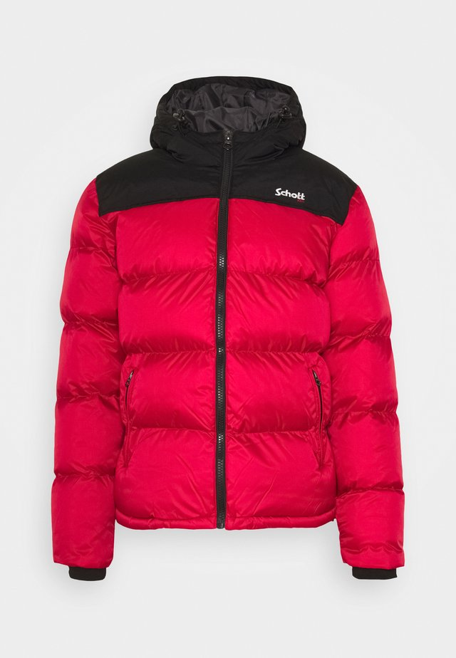 UTAH UNISEX - Winter jacket - red