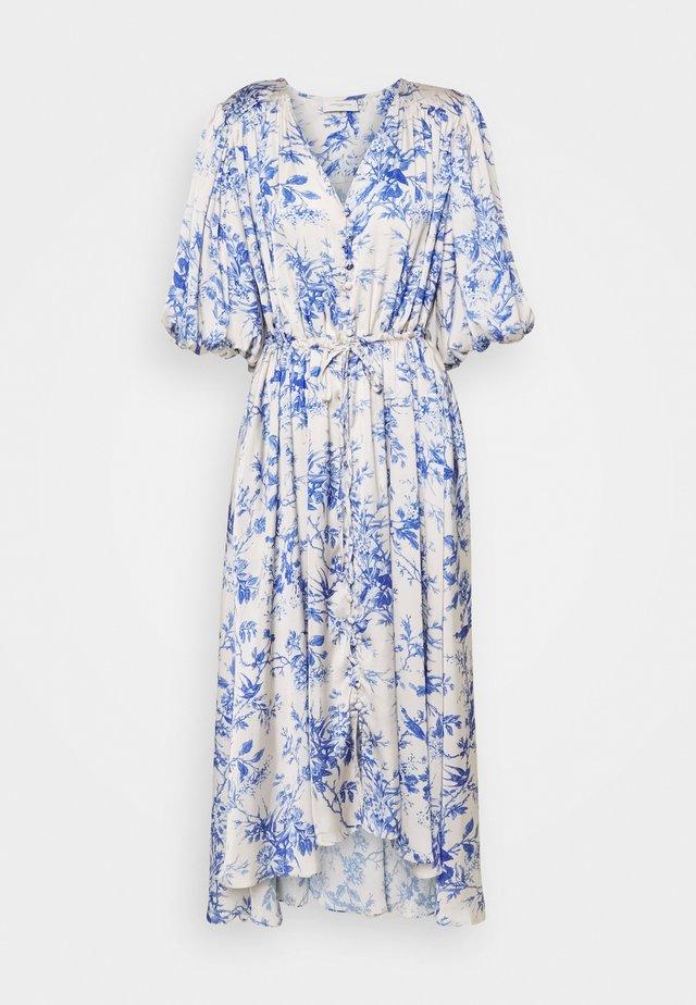 MAE - Korte jurk - blue