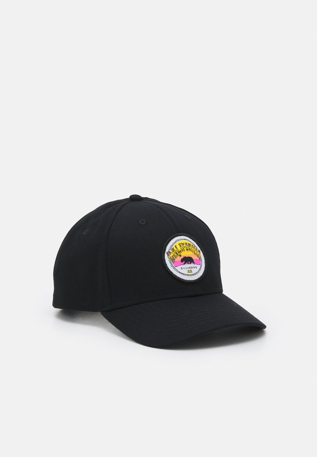 DREAMY PLACE SNAPBACK UNISEX - Pet - black