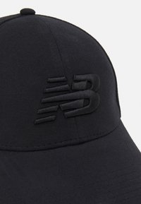 New Balance - TEAM CAP UNISEX - Cap - black - 3