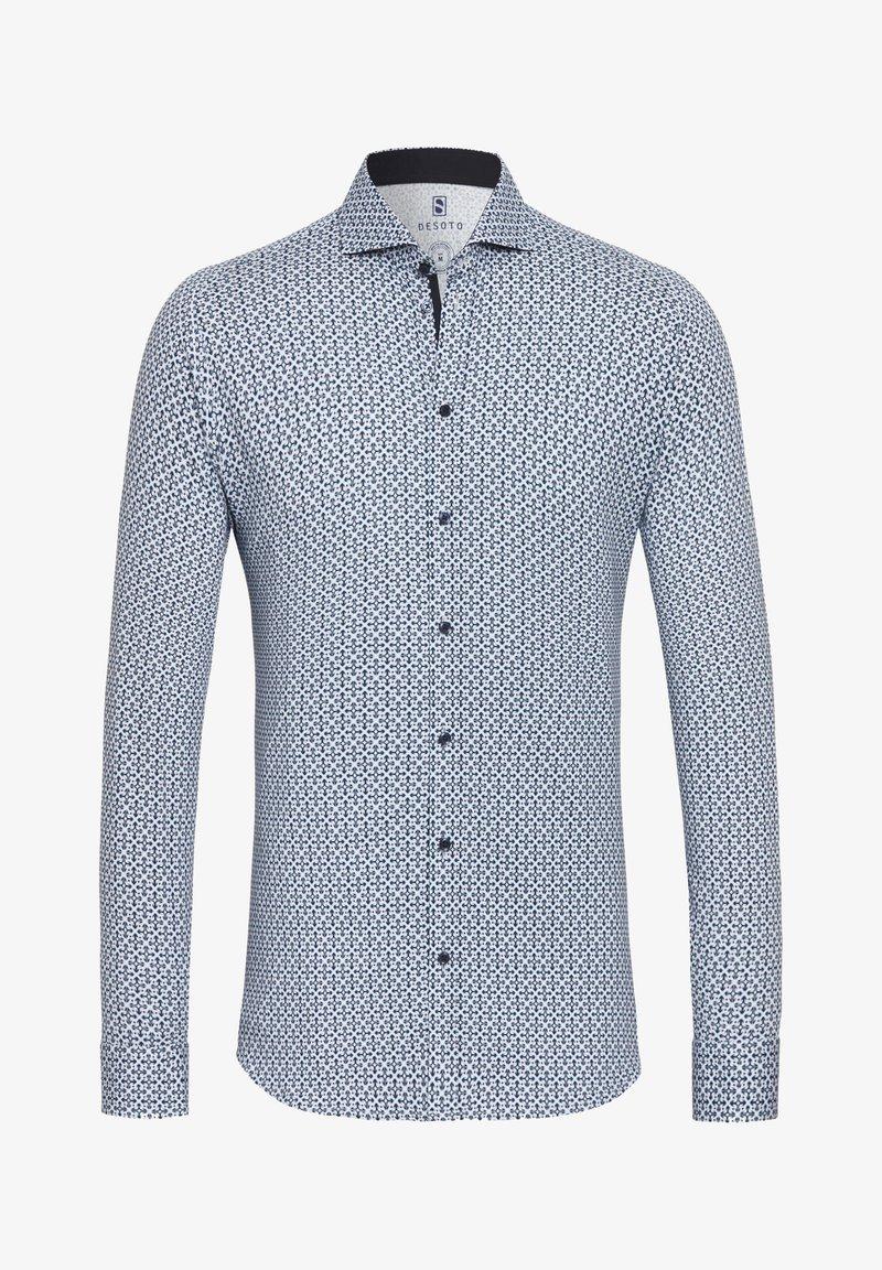 DESOTO - Shirt - blau