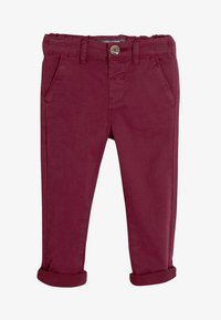 Next - Trousers - red - 0