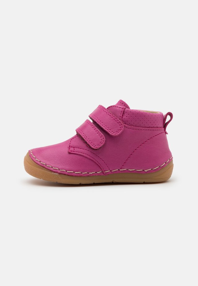 PAIX - Baby shoes - fuchsia