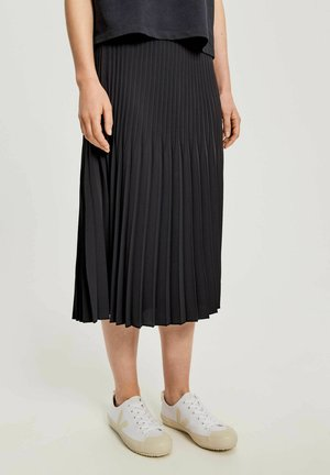 RINITA ROS - Pleated skirt - blau