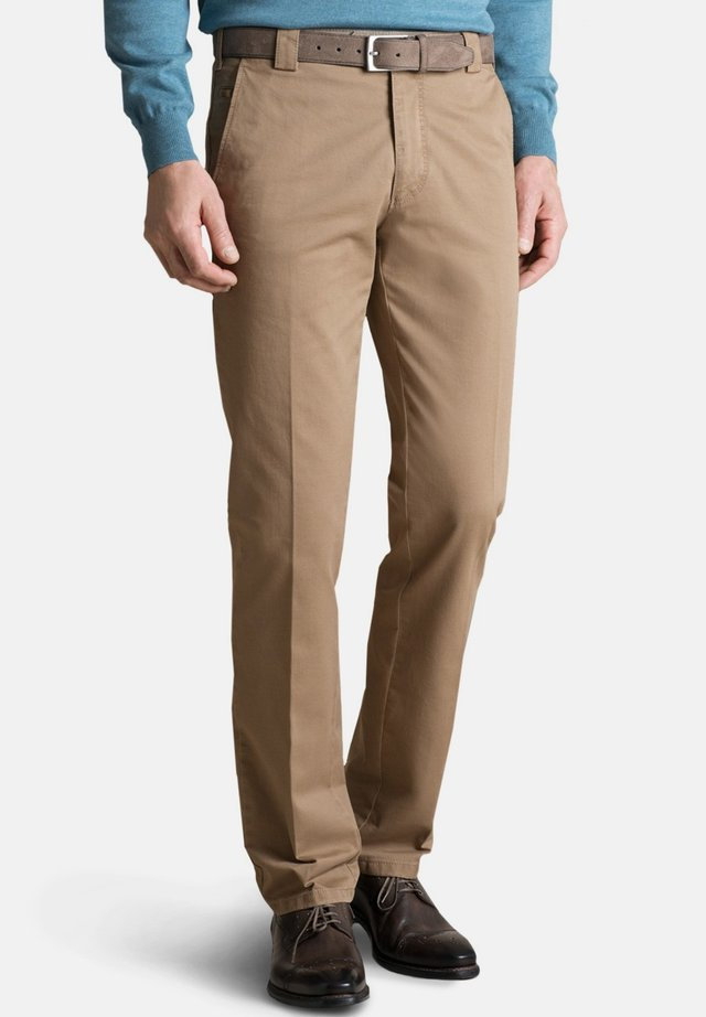 ROMA - Trousers - tan