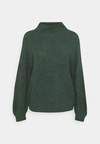 Monki - LIBBY - Strikkegenser - green dark - 3