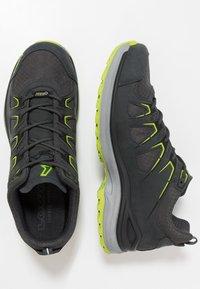 Lowa - INNOX EVO GTX - Hiking shoes - anthrazit/limone - 1