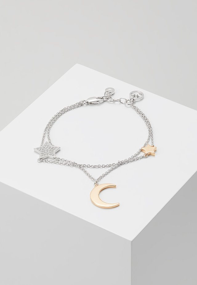 Bracelet - roségold-coloured/silver-coloured