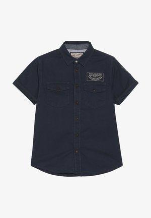 Overhemd - deep navy
