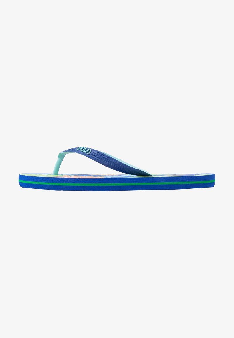 Polo Ralph Lauren - WHITLEBURY II CASUAL - Boty do bazénu - tropical