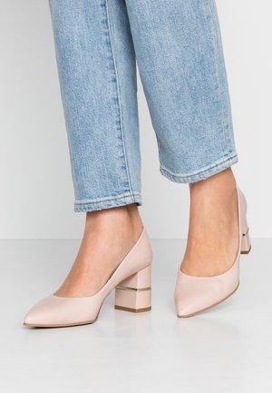 ANDREA - Classic heels - pale