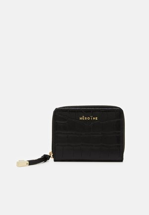 ZOE MEDIUM ZIPAROUND WALLET - Wallet - black