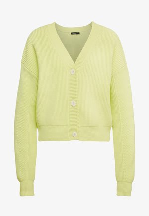 VANESSA SUMMER - Cardigan - still yellow