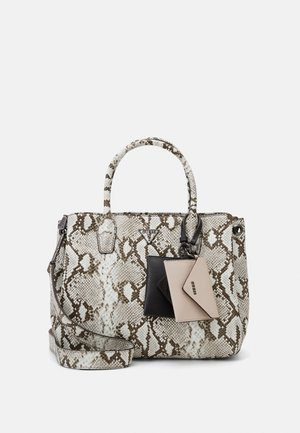 KIRBY GIRLFRIEND CARRYALL - Handbag - python