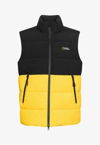 National Geographic - Waistcoat - lemon chrome - 5