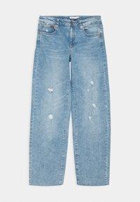 OVS - 5 POCKETS STRAIGHT - Straight leg jeans - faded denim - 0