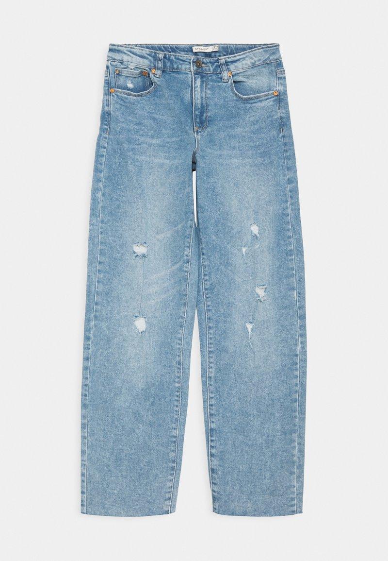 OVS - 5 POCKETS STRAIGHT - Straight leg jeans - faded denim