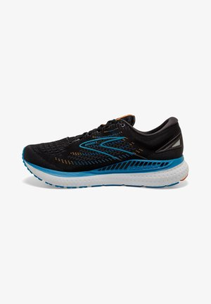 GLYCERIN  - Stabilty running shoes -  black/blue/orange