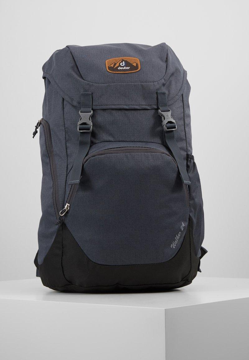 Deuter - WALKER - Turistický batoh - graphite/black