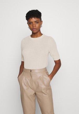 VMNEWLEX SUN O NECK  - T-shirt basic - birch