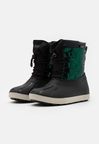 Friboo - Winter boots - dark green - 1