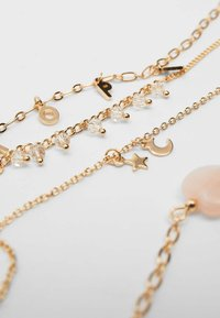 Stradivarius - 5ER - Bracelet - gold - 4