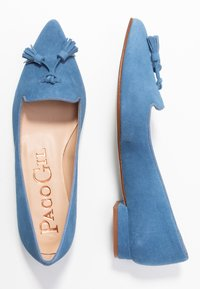 Paco Gil - MARIE - Slip-ons - jeans - 3