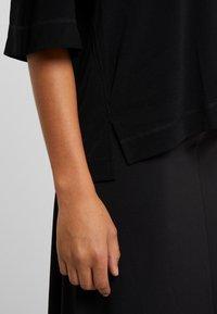 By Malene Birger - BIJANA - T-Shirt basic - black - 5