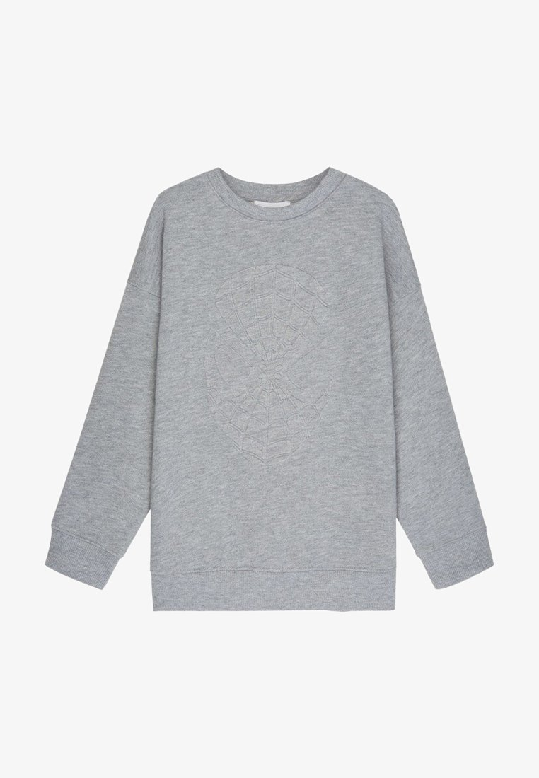 Mango - SPIDER - Sweatshirts - mediumgrijs