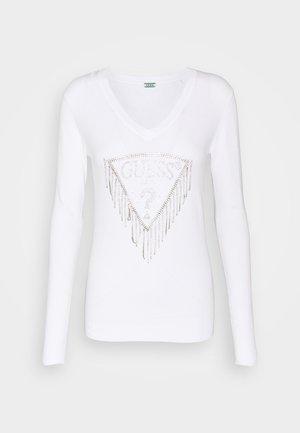 Strickpullover - true white
