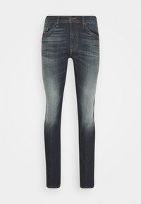 THOMMER - Jeans slim fit - dark blue denim