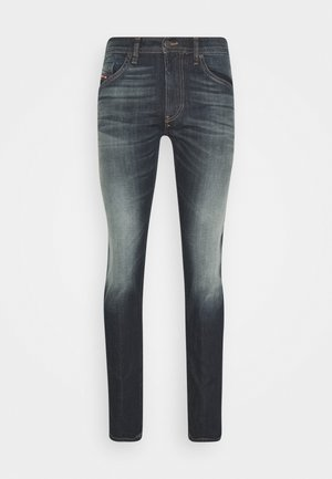 THOMMER - Slim fit jeans - dark blue denim