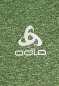 ODLO - RUN EASY 365 CREW NECK - T-shirt basique - lounge lizard melange - 2