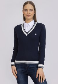 Sir Raymond Tailor - Maglione - navy - 0