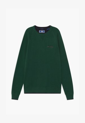 JORJOES CREW NECK - Jumper - trekking green