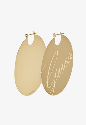 LIQUID - Boucles d'oreilles - gold-coloured