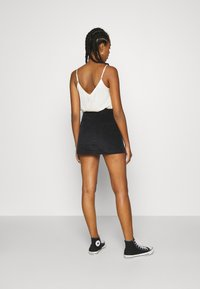 ONLY - ONLAMAZING SKIRT - A-line skirt - black - 2