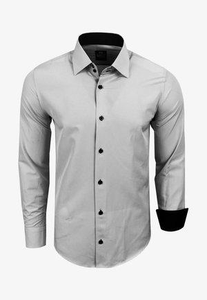 FREIZEIT-HEMD - Shirt - hell grau