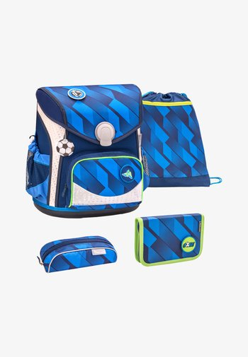 SET - School set - blue