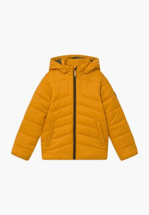 NKMMABAS  - Winter jacket - golden rod