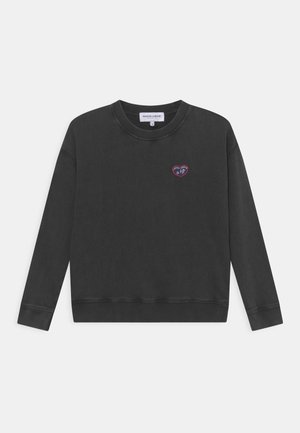 PEREIRE COEUR UNISEX - Sweater - carbon washed