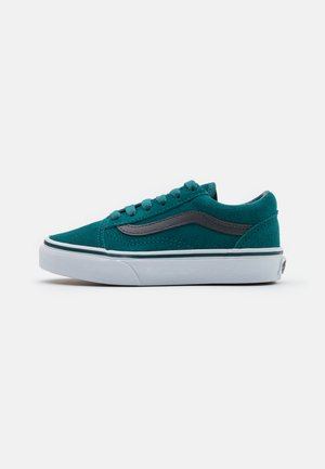 OLD SKOOL UNISEX - Sneakers laag - shaded spruce/asphalt